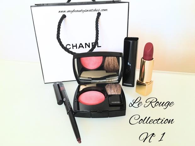 Chanel Le Rouge