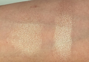 Dior Luminizer swatches.JPG