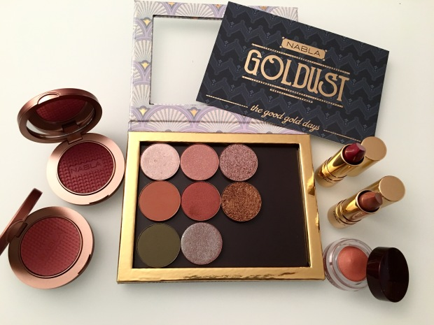 Nabla Goldust collection.jpg