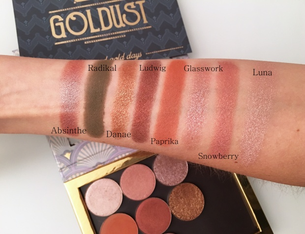 Nabla Goldust eyeshadows swatches T.jpg