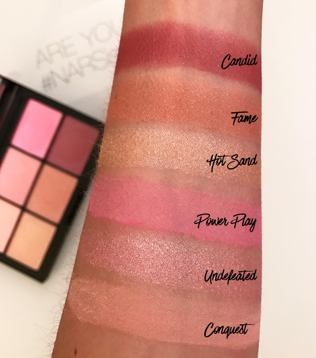 Nars Unfiltered II swatches.jpg