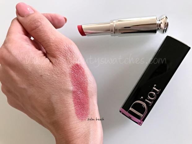 Dior Addict Lacqueur Stick swatch.JPG