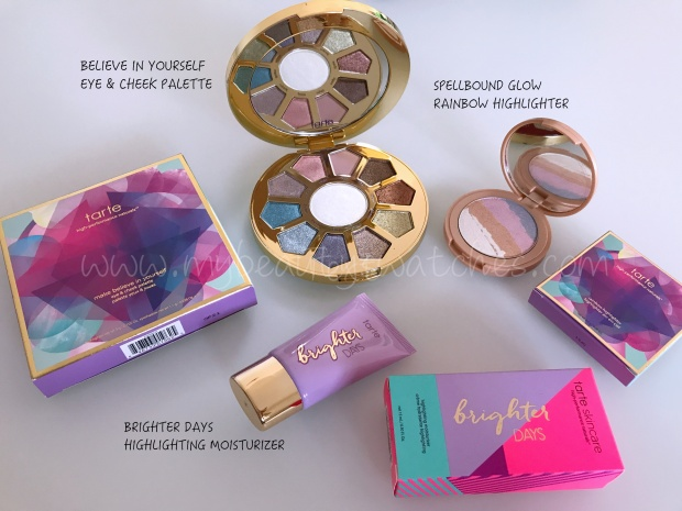 Tarte spring 2017 collection.JPG