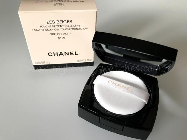 Chanel Les Beiges_fondotinta 1.JPG