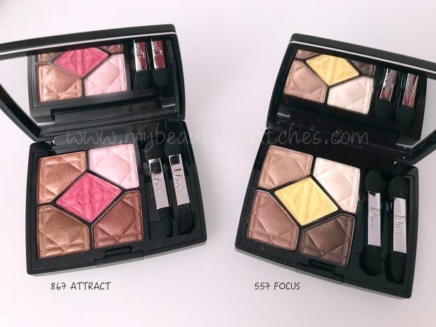 Dior Care & Dare palette 5 colori.JPG