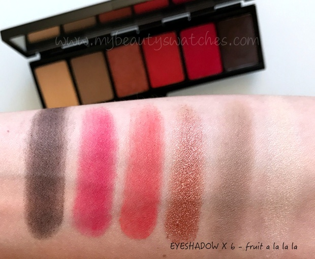 Mac Fruity Juicy palette Fruit A La La La swatch.jpg