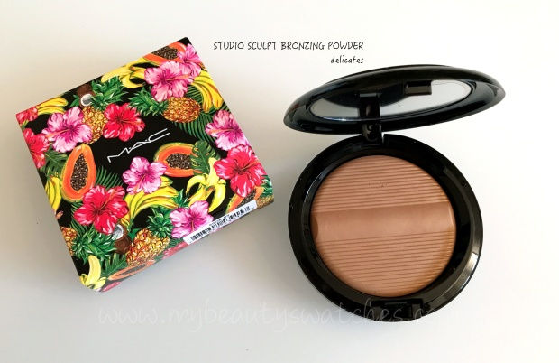 Mac Fruity Juicy Studio Sculpt Bronzing Powder.JPG