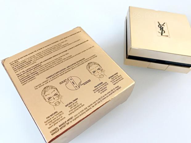 YSL Touche Eclat Le Cushion pack.JPG