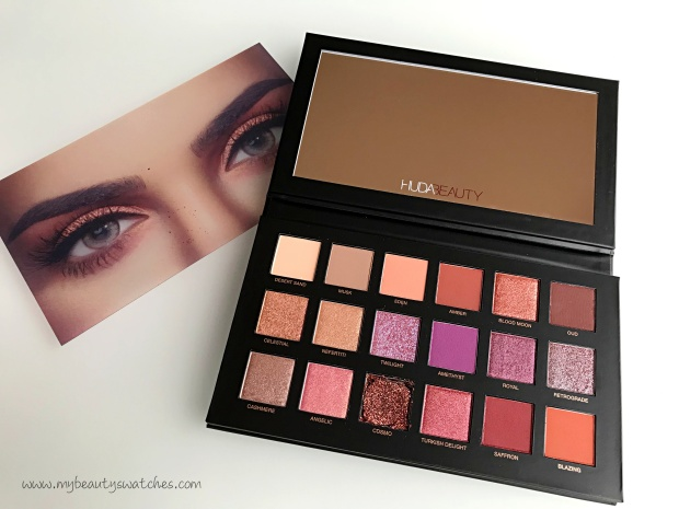 Huda Beauty Desert Dusk 1