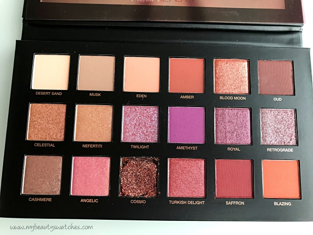 Huda Beauty Desert Dusk 2