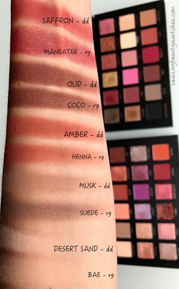 Huda Beauty Desert Dusk_swatches comparisons.jpg