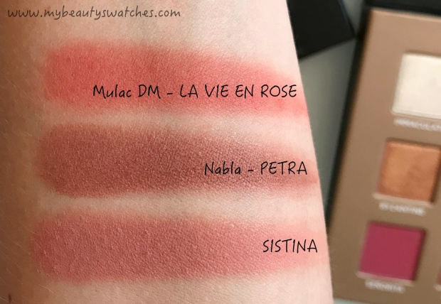 Nabla_Dreamy Eyeshadow Palette comp swatches 4