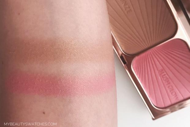 Charlotte Tilbury_Filmstar Bronze & Blush Glow swatches
