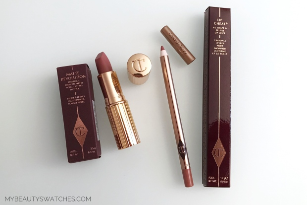Charlotte Tilbury_Matte Revolution Lip Cheat pack