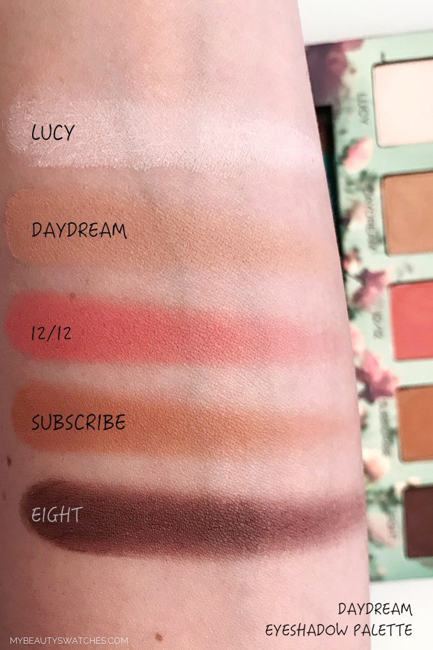 Urban Decay x Kristen Leanne_Daydream Eyeshadow Palette swatches.jpg