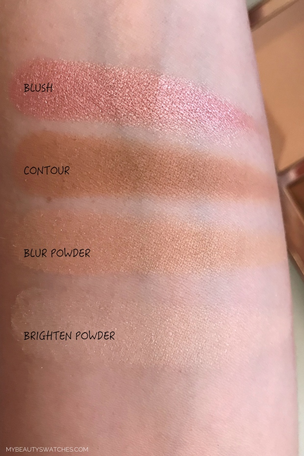 Becca_Be A Light Palette swatches.jpg