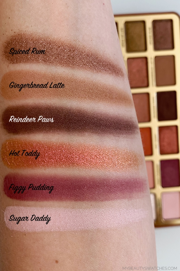 Too Faced_Gingerbread Palette swatches 3.jpg